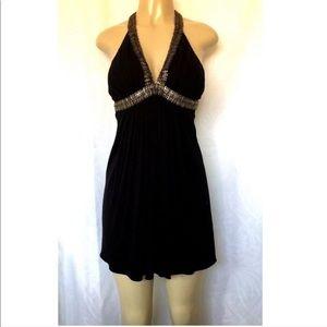 Sky Clothing Black Dress size Medium